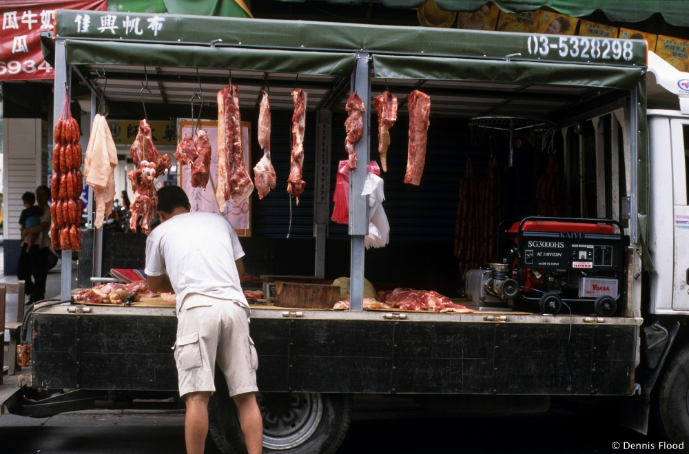 Morning Meat Truck