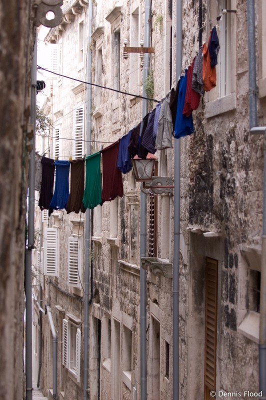 Air Dried Laundry