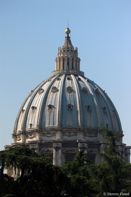 Dome of St. Peter's Cathedral