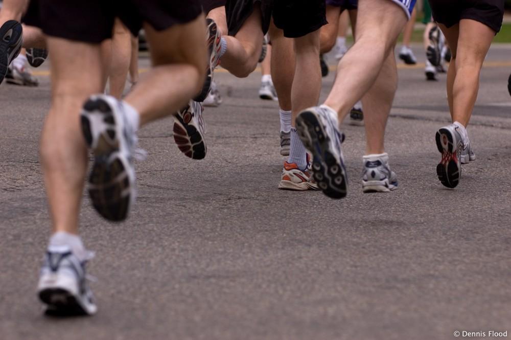 Runners   Dennis Flood...