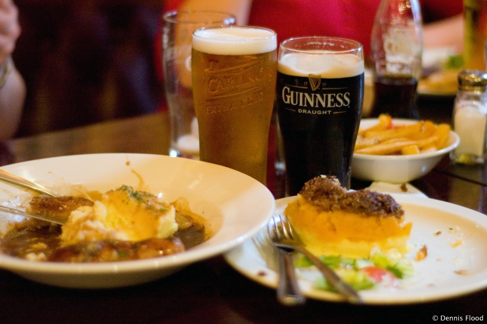 Edinburgh Pub Fare