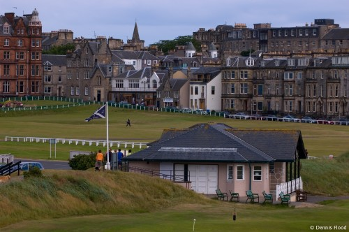 View of 18th Hole at St. Andrews