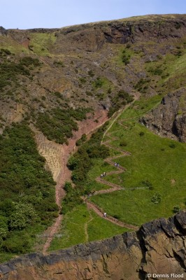 Arthur's Seat Switchback Trail