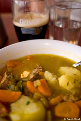 Authentic Irish Stew