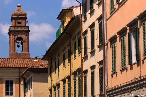 Colorful  Pisa