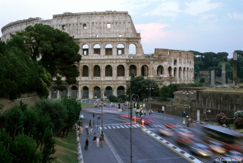 Colosseum Traffic