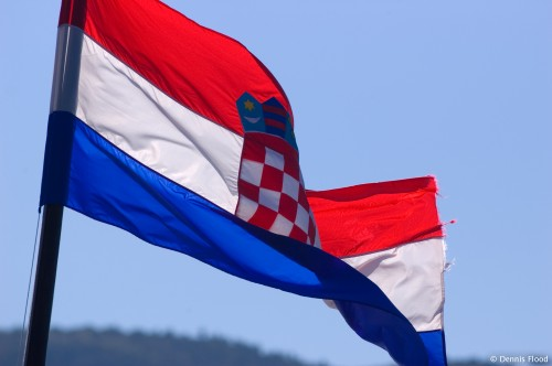 Croatian Flag