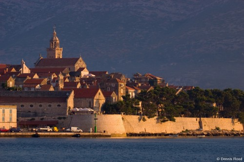 Korcula at Sunrise