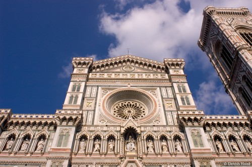 Looking Up at the Duomo