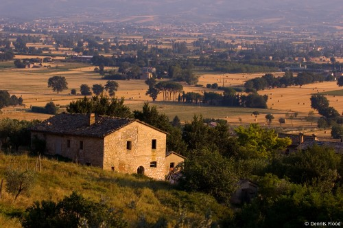 Perugian Countryside