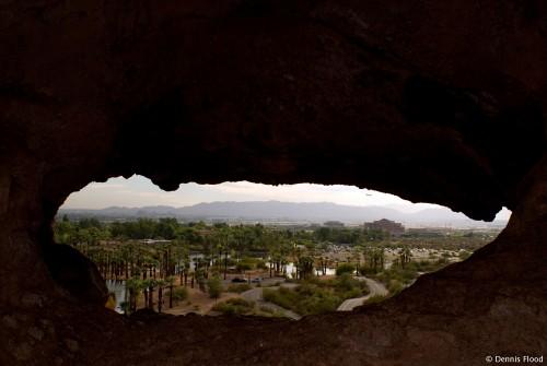 Overlooking Phoenix