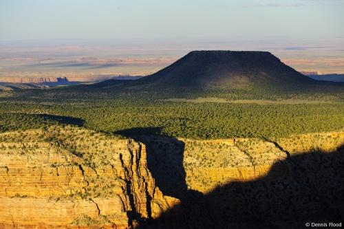 Cedar Mountain at Desert View